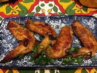 鑄鐵平底鍋料理:燒雞翅(手羽先)