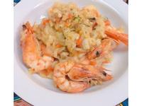 🍤奶油鮮蝦燉飯🍤