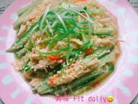 涼拌黃瓜菇菇雞🐔夏日清爽好美味~