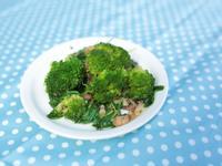 〈夏日抗發炎料理〉蘿勒野蕈溫熱沙拉