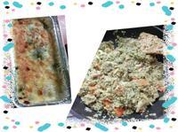 青醬海鮮焗烤飯
