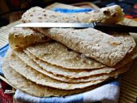 墨西哥 捲餅皮(Tortillas)