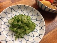 夏日涼拌菜🥒糖醋小黃瓜
