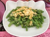 家常菜➡️鹹蛋炒四季豆(易上手)