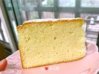 經典海棉蛋糕(8吋、全蛋打發)