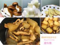 薑絲鮮香菇炒冬瓜