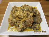 懶人妻的超簡單料理~「味增雞肉」