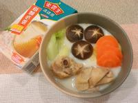 奶香蒜燉雞湯(史雲生雞湯)