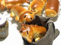 香腸麵包Sausage bread