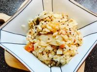 藜麥蒜香菇菇炊飯