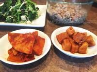 白蘿蔔泡菜 (蘿蔔塊、醃蘿蔔片)
