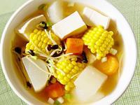 【厚生廚房】黑豆芽味噌湯