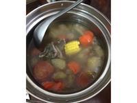 🐥副食品-雞骨蔬菜寶寶粥高湯