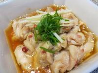 紅麴腐乳蒸雞肉