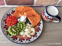 酥烤明太子優格🍅🥝水梨優酪乳