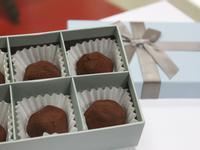 新手也會做的情人節巧克力