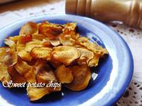 微波爐烘番薯