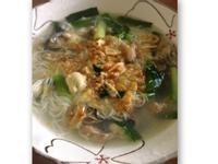 古早味-韭菜蚵仔麵線