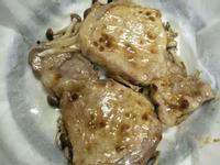 懶人版醬燒豬排(2食料3步驟)
