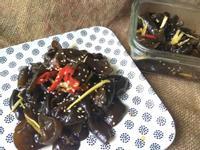 夏日小菜同樂會─十分鐘上菜─涼拌黑木耳