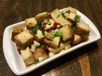 【快料理】椒鹽豆腐