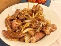 韓式燒肉片(簡單不失敗新手料理)