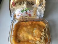 香濃蘑菇起司焗烤麵「白酒帕式達」