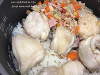 雞腿炊飯⁕電子鍋·寶寶餐·寵物餐
