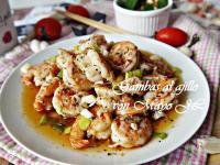 西班牙 蒜香辣蝦