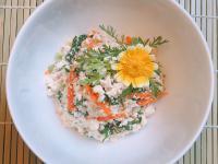 日式春菊豆腐涼拌菜--白和え