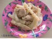 香煎蒙特羅雞柳佐馬鈴薯條