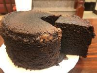 濕潤巧克力蛋糕(Mud cake )