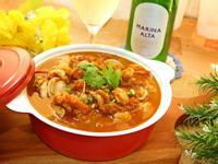 番茄海鮮湯【MARINA ALTA白酒】