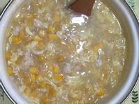 不勾芡超飽足玉米濃湯