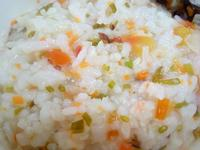 副食-蕃茄菇菇蔬菜粥