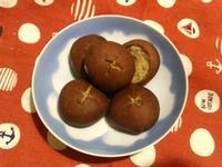 香菇造型麵包
