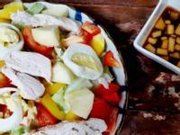 ▍低GI ▍無負擔沙拉醬-檸檬蘋果醋醬