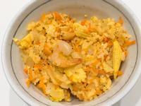 感恩 seafood 之蝦仁黃金蛋炒飯