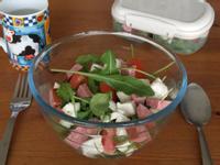 減肥餐 歐式水牛芝士沙拉