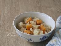 小廚娘❤地瓜豆漿燉飯#電鍋