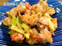 『泰式酸甜辣雞腿排』簡單美味又開胃便當菜