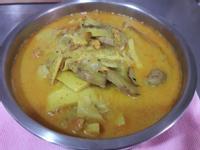 咖哩筍子(南洋風味)