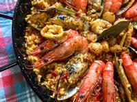 簡易版西班牙海鮮燉飯