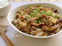 肉末高麗菜粉絲煲 (超下飯🍚)