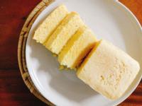 香草杏仁磅蛋糕一超簡單