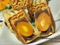 廣式桂圓蛋黃月餅