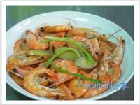簡單美味-不失手的不敗料理-鹽味蝦