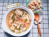 剝皮辣椒菇菇雞湯【好菇道好食光】