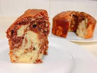 超簡易六吋大理石磅蛋糕
