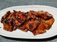 韓式辣醬燒豆腐♡